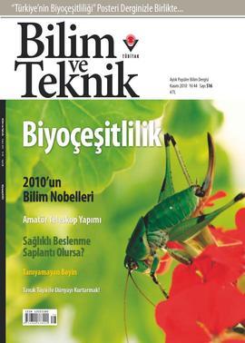 Bilim ve Teknik - #516 - 2010 - Kasım