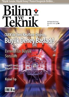 Bilim ve Teknik - #509 - 2010 - Nisan