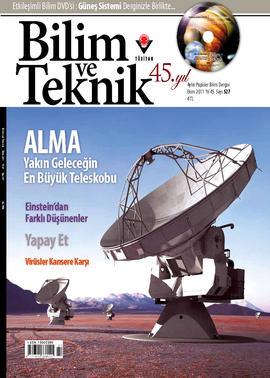 Bilim ve Teknik - #527 - 2011 - Ekim