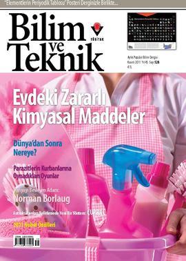 Bilim ve Teknik - #528 - 2011 - Kasım