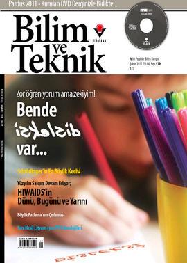 Bilim ve Teknik - #519 - 2011 - Şubat