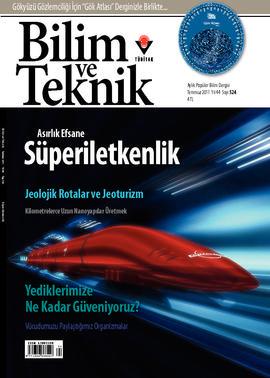 Bilim ve Teknik - #524 - 2011 - Temmuz