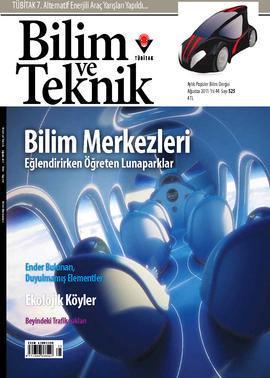 Bilim ve Teknik - #525 - 2011 - Ağustos