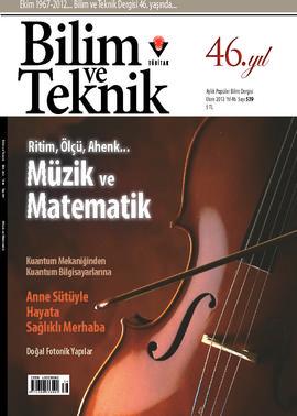 Bilim ve Teknik - #539 - 2012 - Ekim