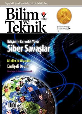 Bilim ve Teknik - #540 - 2012 - Kasım
