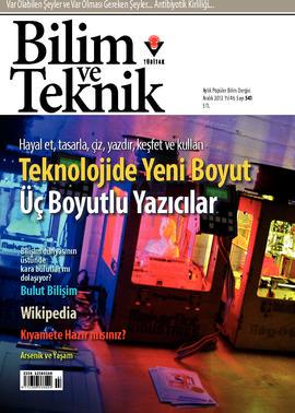 Bilim ve Teknik - #541 - 2012 - Aralık