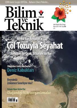 Bilim ve Teknik - #533 - 2012 - Nisan