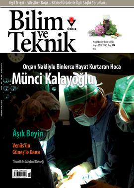 Bilim ve Teknik - #534 - 2012 - Mayıs