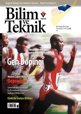 Bilim ve Teknik - #536 - 2012 - Temmuz