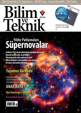 Bilim ve Teknik - #542 - 2013 - Ocak