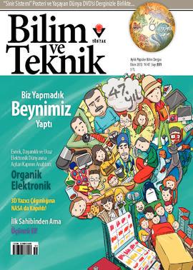 Bilim ve Teknik - #551 - 2013 - Ekim