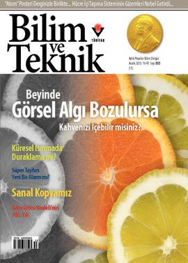 Bilim ve Teknik - #553 - 2013 - Aralık