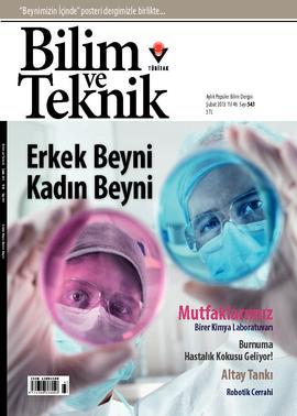 Bilim ve Teknik - #543 - 2013 - Şubat
