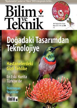 Bilim ve Teknik - #546 - 2013 - Mayıs