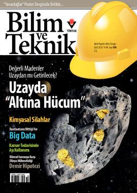 Bilim ve Teknik - #550 - 2013 - Eylül