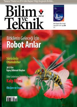 Bilim ve Teknik - #554 - 2014 - Ocak