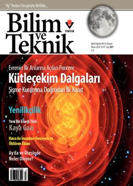 Bilim ve Teknik - #557 - 2014 - Nisan