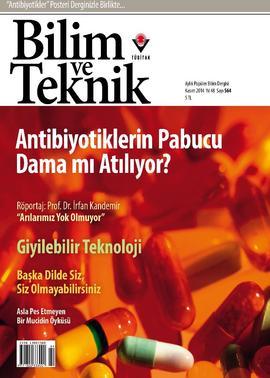 Bilim ve Teknik - #564 - 2014 - Kasım