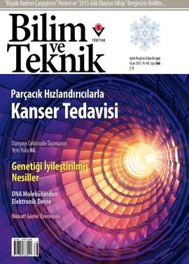 Bilim ve Teknik - #566 - 2015 - Ocak